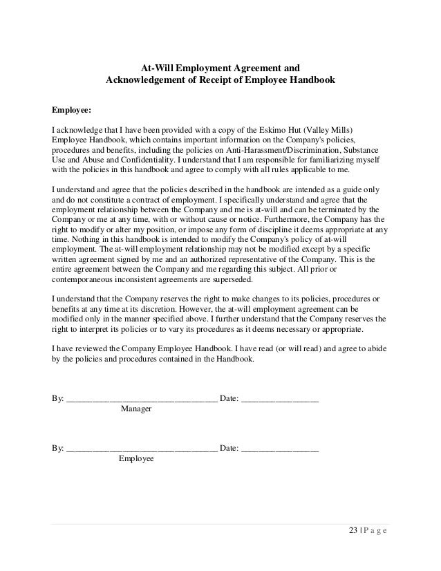Hipaa Acknowledgement Form For Employees Denmarpulsar