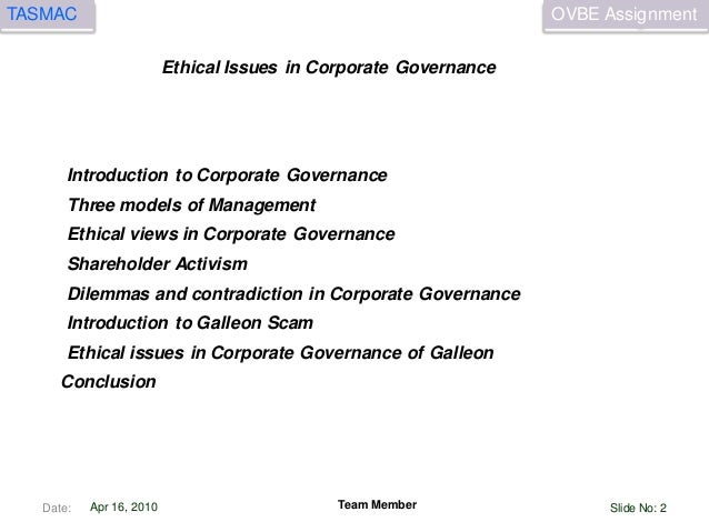 Corporate governance under the companies act, 2013 ipleaders.