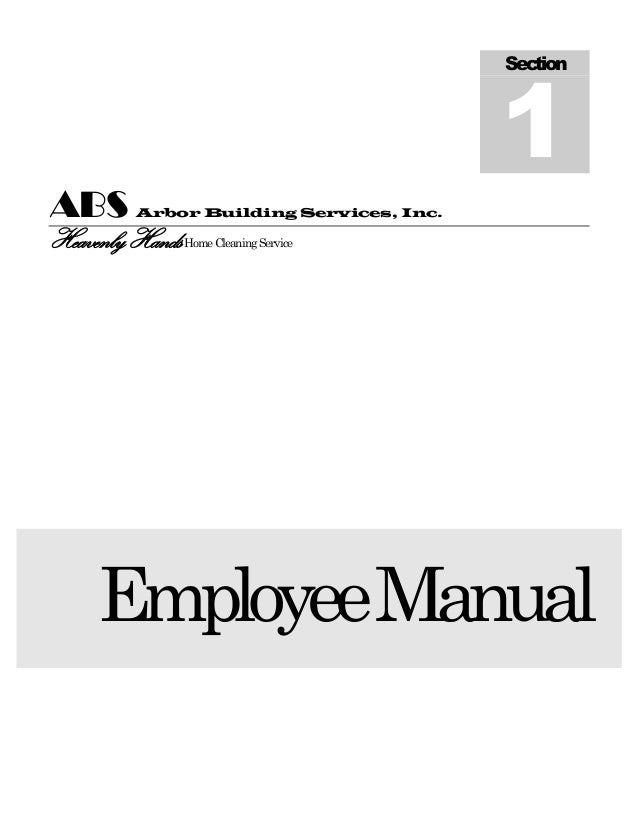Employee Manual-1
