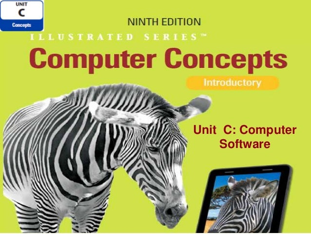 Unit C: Computer Software