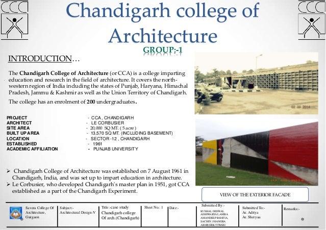 cca chandigarh thesis topics