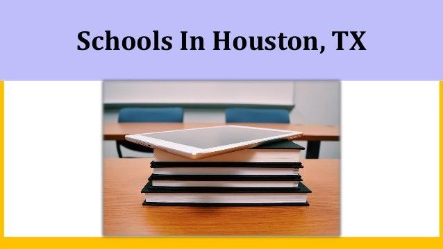 Schools In Houston, TX