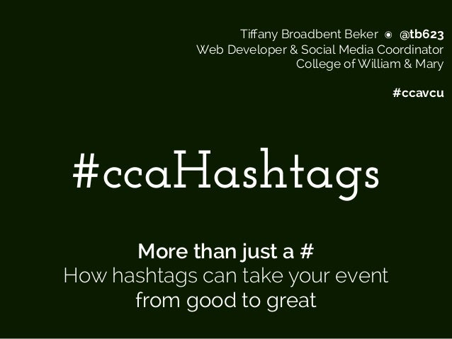 Tiffany Broadbent Beker ๏ @tb623