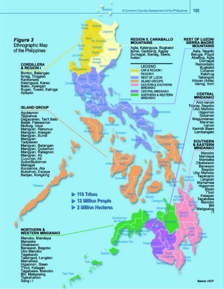 Common Natural Resources In The Philippines