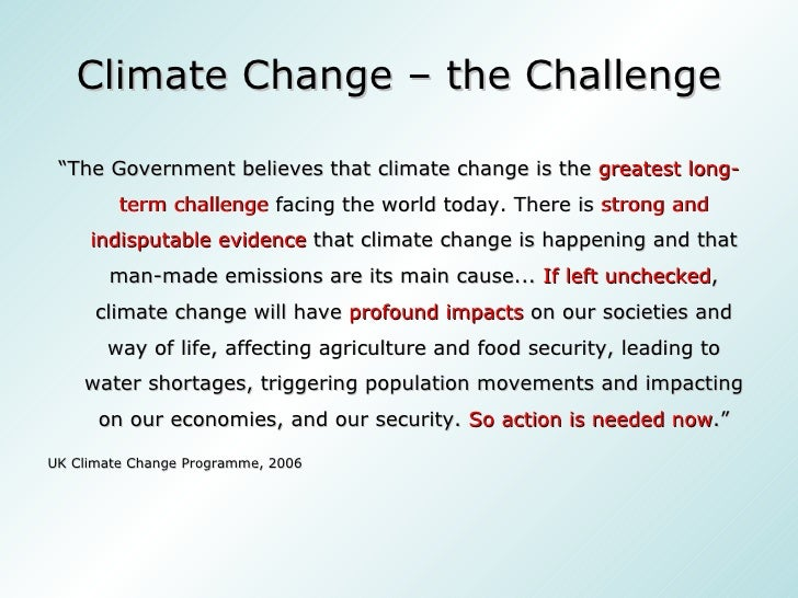Climate change act briefing climate publicscrutiny Image collections