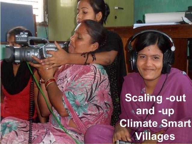 Scaling -out and -up Climate Smart Villages 15