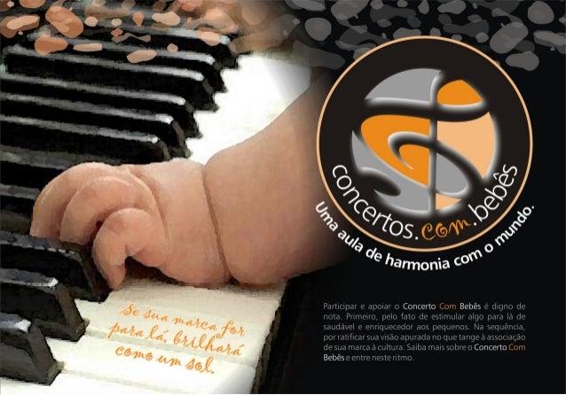 Concerto com Bebês