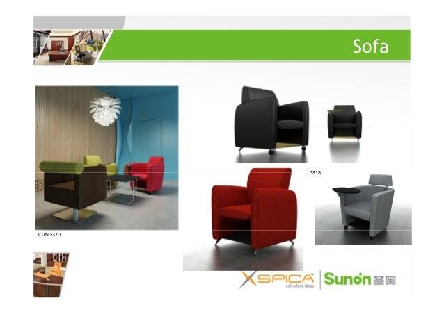 Sofa Cuty-S320 S318