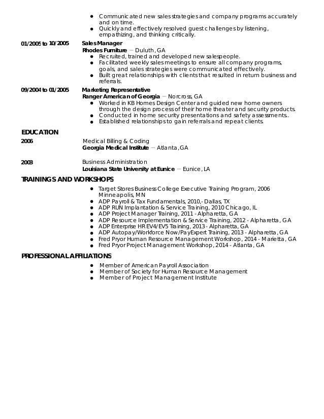 shawn solomon resume