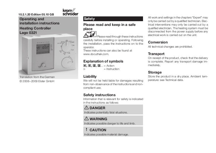 10.2.1.20 Edition 05.10 GB                              Safety                                                 All work an...