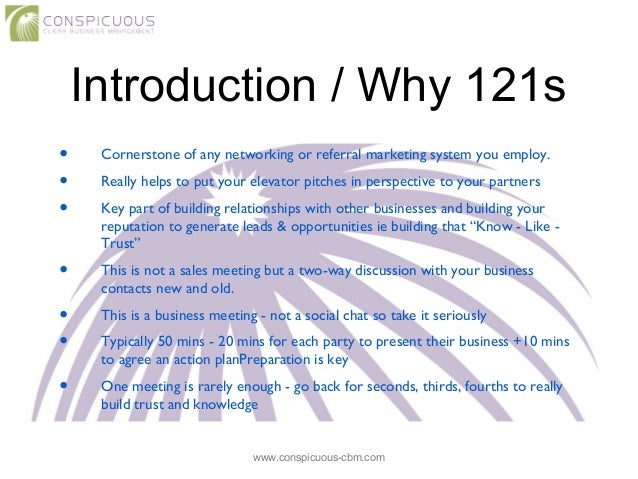 A Few Thoughts On 1-2-1 Meetings