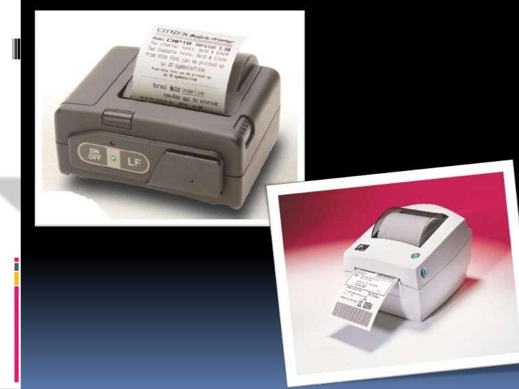 Características La principal ventaja es que tienen un costo inicial  muy inferior al de otras impresoras. La nuevas impr...