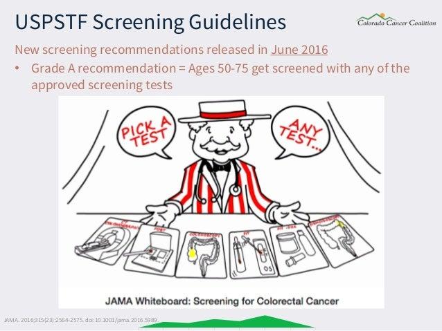 Roi Of Colorectal Cancer Screening Colorado Cancer
