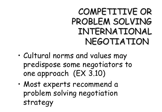 cross cultural communication and negotiation pdf