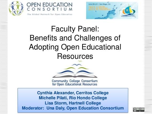 Cynthia Alexander, Cerritos College Michelle Pilati, Rio Hondo College Lisa Storm, Hartnell College Moderator: Una Daly, O...