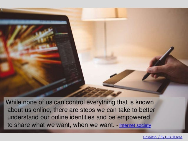 While none of us can control everything that is known about us online, there are steps we can take to better understand ou...