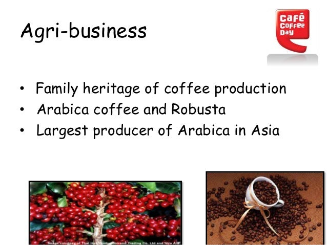 Cafe Cofee Day Business Model Of Indian Retail Industry