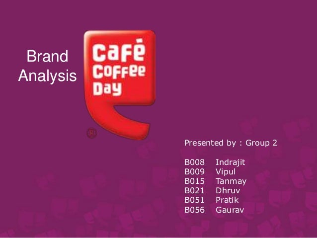 cafe coffee day case study Access to case studies expires six months after purchase date publication date:  august 19, 2016 café coffee day pioneered retail café culture in india with its.