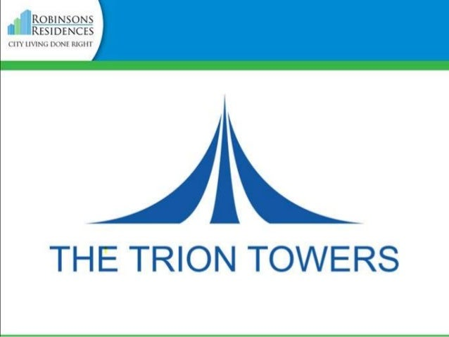 THE TRION TOWER