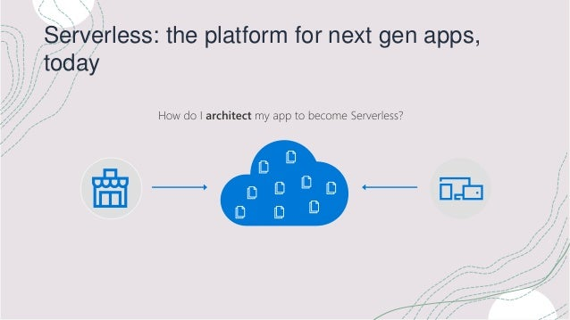 CREATE RELIABLE AND LOW-CODE APPLICATION IN SERVERLESS MANNER Slide 3
