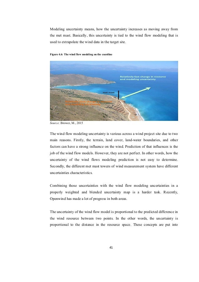 wind speed assessment thesis The republic of turkey bahçeşehir university wind resources assessment and micro-siting: uncertainty analysis approach master's thesis mouhamd fouad assasa ist.