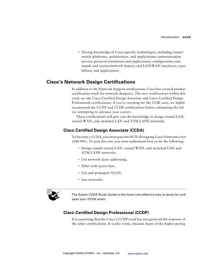 CCDP 300-320 ARCH Exam Preparation Materials - 300-320 ...