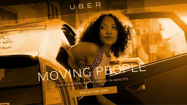 HERE IS AN EXAMPLE Uber is a service. Sure. But: in the context of cross-channel design, Uber is a part of a larger ecosys...