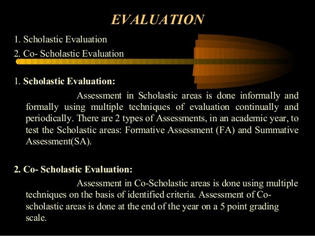 continuous and comprehensive evaluation Cce continuous comprehensive growth development scholastic co-scholastic self evaluation feedback retesting corrective measures diagnosis regularity.
