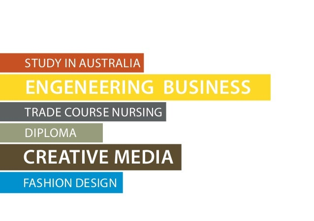 Fashion Design Courses Australian Universities