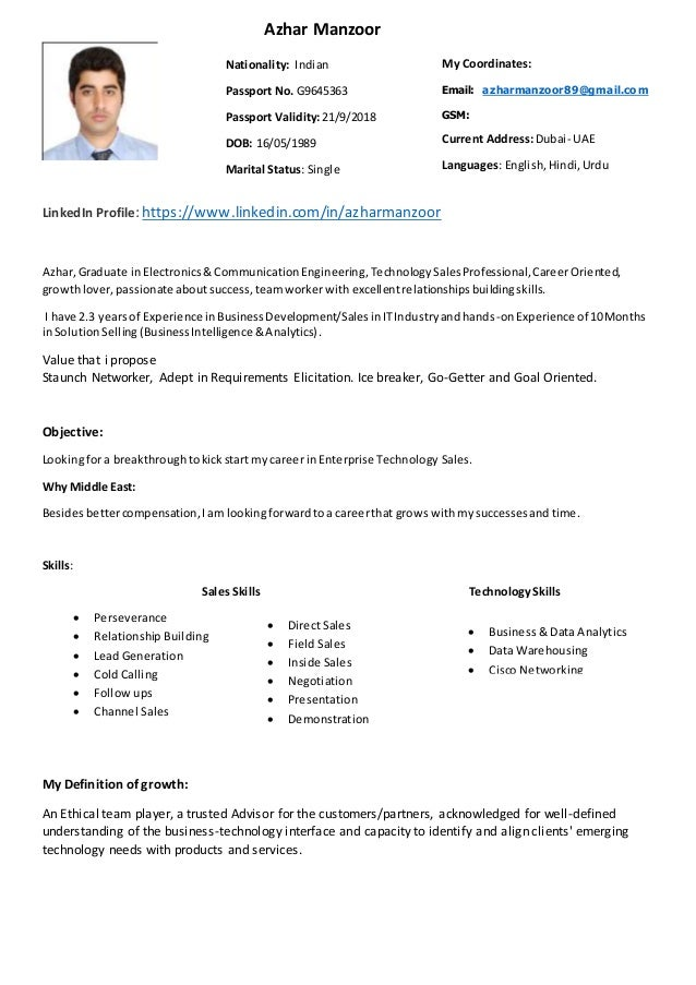 LinkedIn Profile: https://www.linkedin.com/in/azharmanzoor Azhar, Graduate inElectronics&CommunicationEngineering,Technolo...