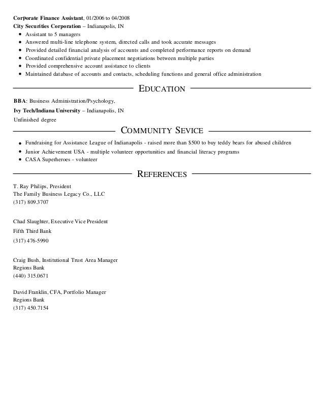 nicole coleman resume