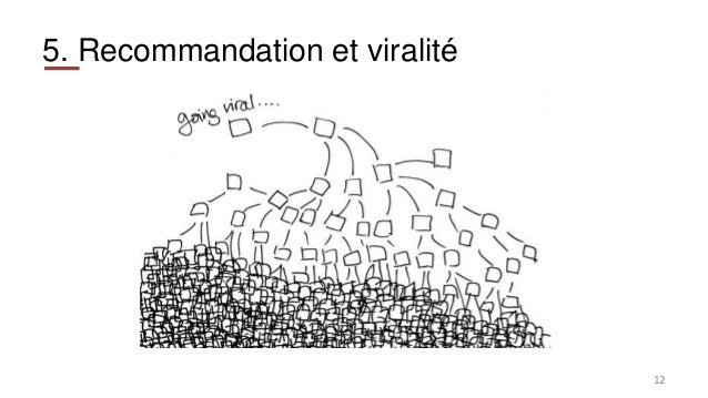 5. Recommandation et viralité 12
