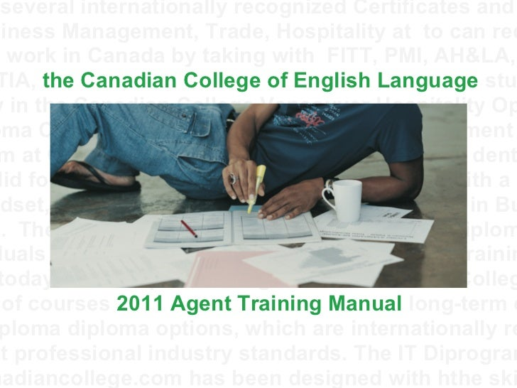 several internationally recognized Certificates andsiness Management, Trade, Hospitality at to can recd work in Canada by ...