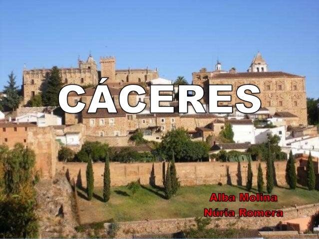 Cáceres est une ville de l'Espagne. Il est situé dans l'ouest de l'Espagne, dans la communauté de l'Estrémadure. Il a 95 6...