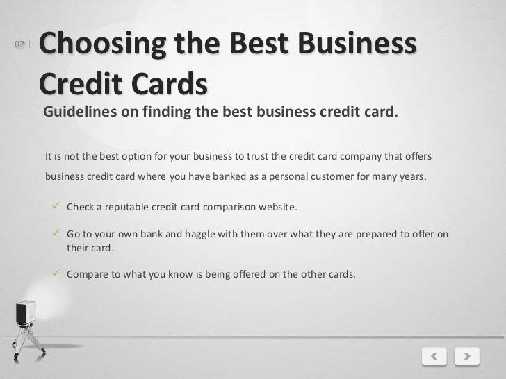 Business credit cards 8 the cards reheart Image collections