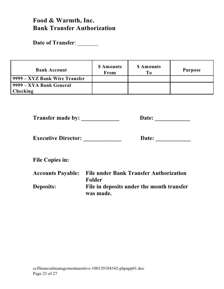 Generic Wire Transfer Form - Dolgular.com
