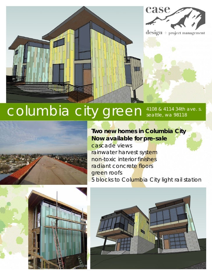 columbia city green             4108 & 4114 34th ave. s.                                 seattle, wa 98118              Tw...