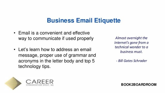 business etiquette best practices While the use of good business etiquette will not make up for technical  get the  most for the host: best practices for high-net-worth client entertaining, h.