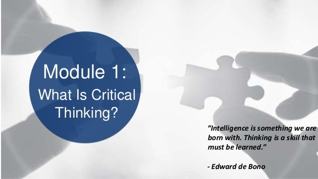 role of critical thinking in research work The role of argument in critical thinking c are erroneous by presenting the results of your research is critical thinking.