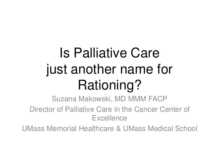 CapeCodHospitalGrandRounds: Palliative Care