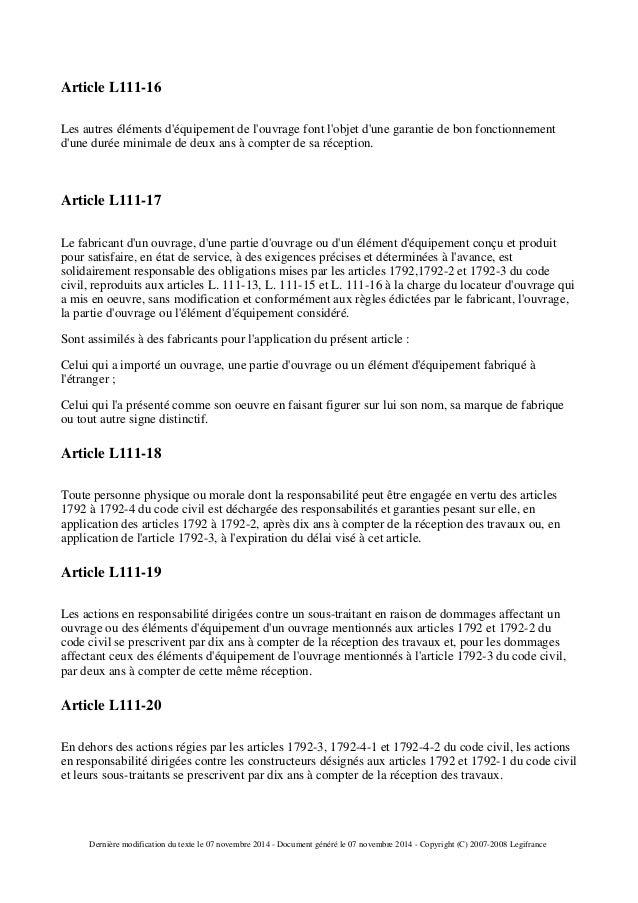 Cch Article L101 1