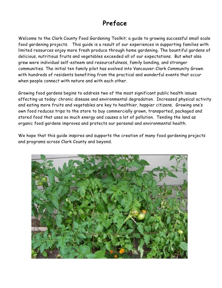 A guide to growing small scale food gardening projects food gardeni a guide to growing small scale food gardening projects food gardening tool kit solutioingenieria Image collections