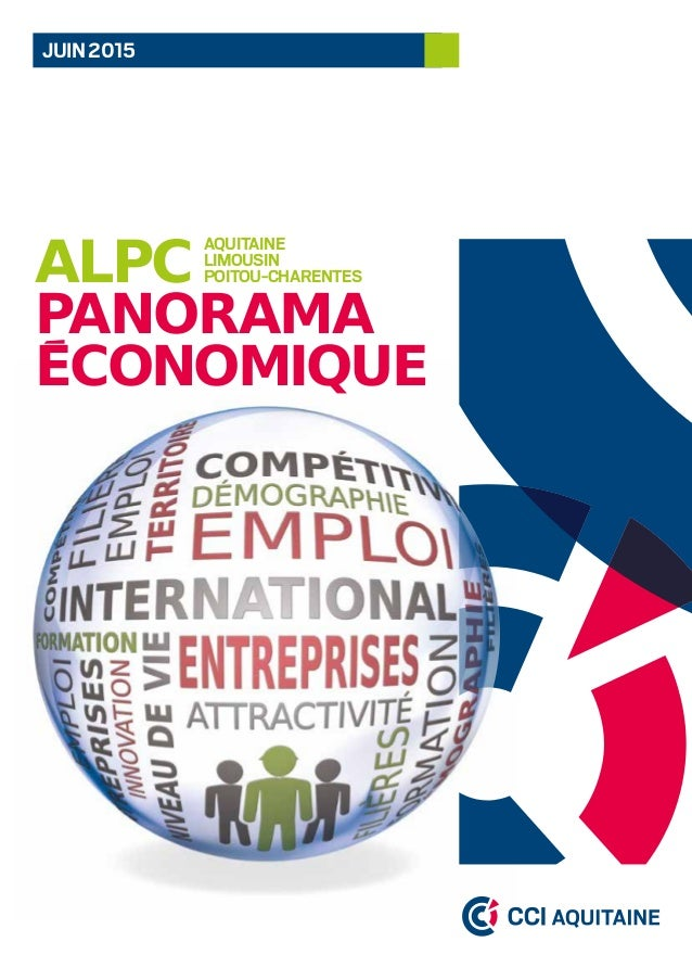 alpc panorama economique juin2015 aquitaine limousin poitou-charentes