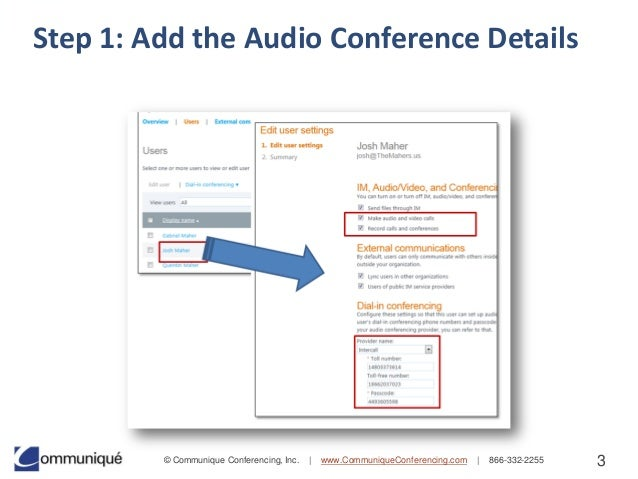 how to get sype meeting audio working