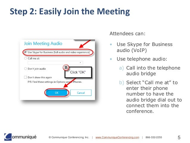 skype for business play video with audio