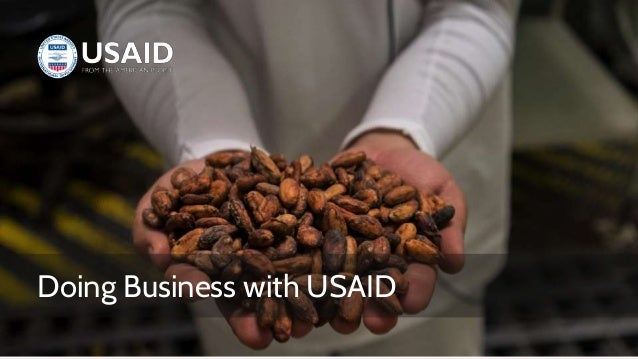 Doing Business with USAID