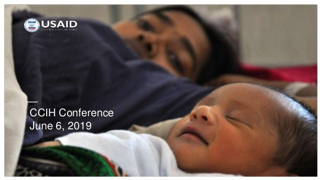 CCIH Conference June 6, 2019