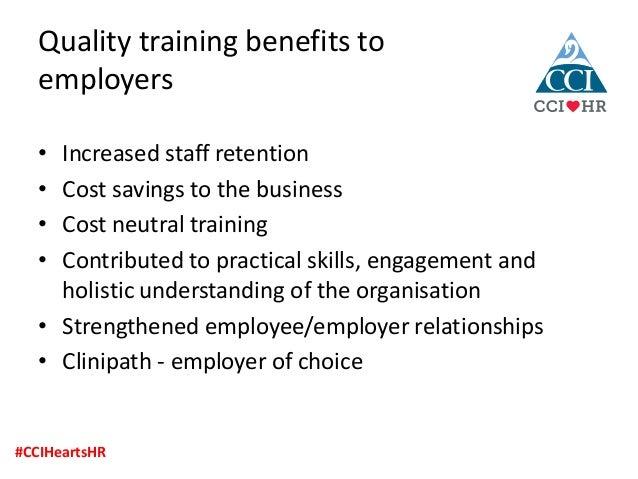 CCI Hearts HR: Retaining talent through traineeships