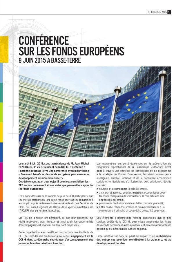 Cci magazine n 29 novembre 2015 cci iles de guadeloupe for Chambre de commerce guadeloupe