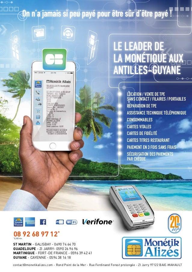 Cci Magazine N Juillet   Cci Iles De Guadeloupe